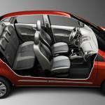 Fiat Grand Siena 2013 fotos oficiais detalhes do habitáculo