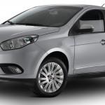 Fiat Grand Siena 2013 fotos oficiais modelo attractive prata detalhes da frente