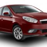 Fiat Grand Siena 2013 fotos oficiais modelo attractive vermelho frente