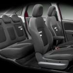Fiat Grand Siena 2013 fotos oficiais modelo essence dualogic bancos