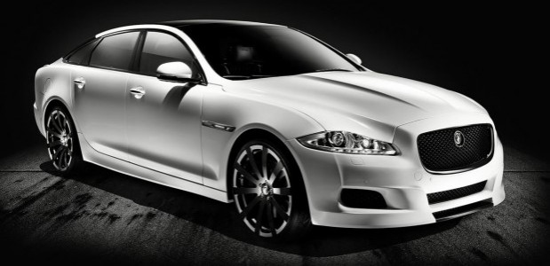Jaguar XJ75 Platinum Concept 2010
