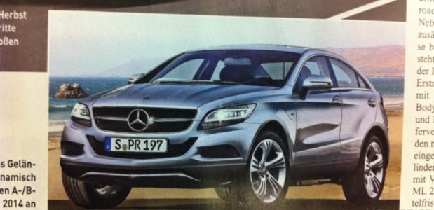 Nova Mercedes GLS 2011