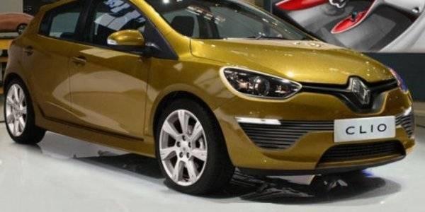 Novo-Clio-2013 vendido na europa