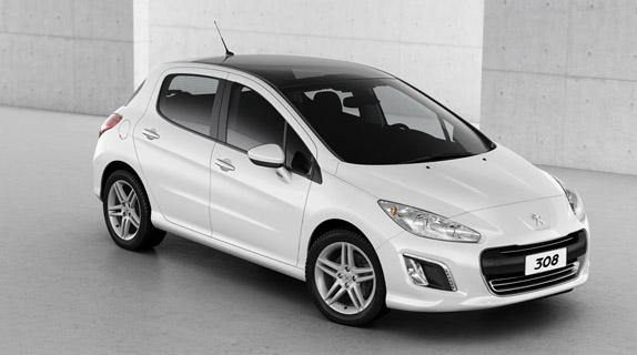 Novo Peugeot 308 2013
