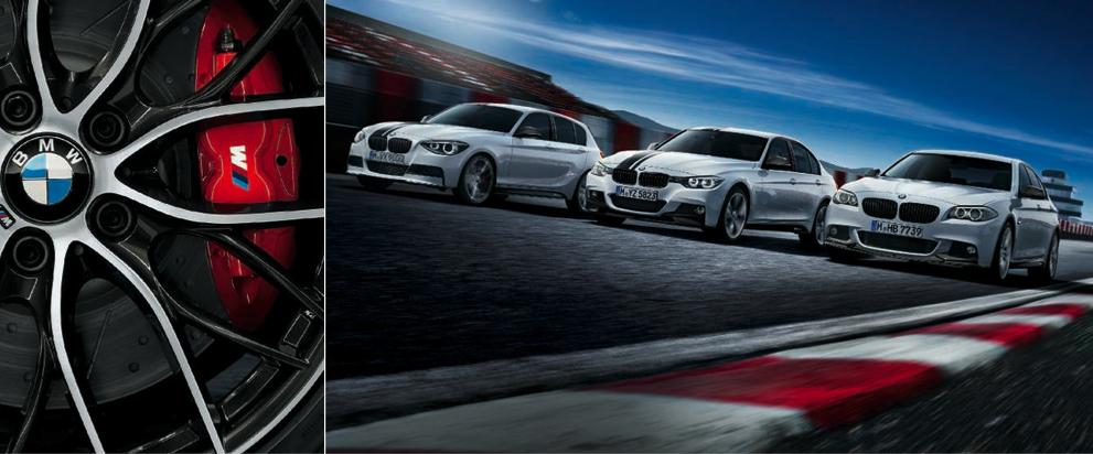 modelos-BMW-série M Salão de Genebra 2012