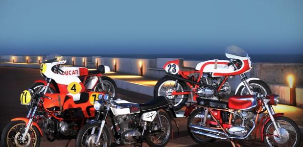 motos antigas da ducati