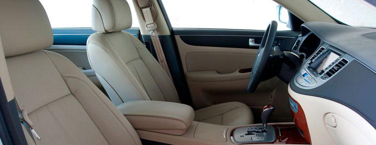 novo Hyundai Genesis 2013 fotos do interior