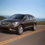 2013-Buick Enclave-exposto no salão de Nova York 2012