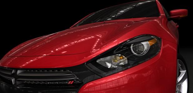 Chrysler dodge dart 2013 detalhe frontal