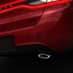 Chrysler dodge dart 2013 detalhe traseira