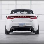 Chrysler dodge dart 2013 detalhes da traseira 2  - carro que poderá vir para o brasil