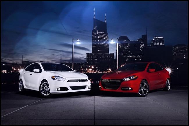 Chrysler dodge dart 2013 sedan modelos - carro que poderá vir para o brasil