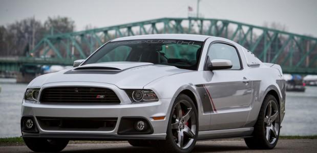 Ford Mustang Roush estágio 3 2013