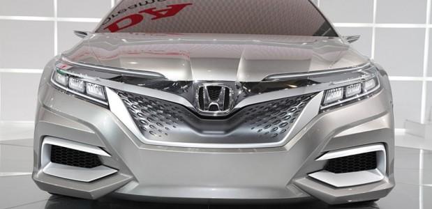 Honda Concept C carro conceito da marca que será visto no salão de pequim 2012 no stand da honda 2