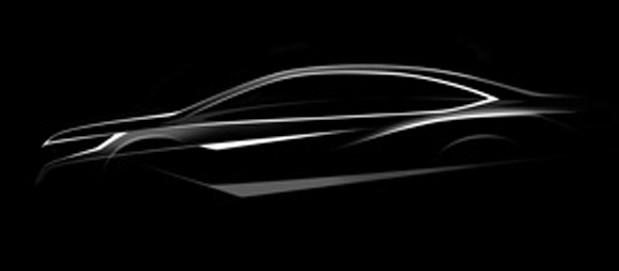Honda_Sedan_Concept_2012 que será visto no salão de pequim 2012
