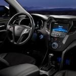 Hyundai-Santa_Fe_Sport_2013_ que será mostrado no Salão de Nova York 2012 interior
