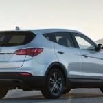 Hyundai-Santa_Fe_Sport_2013_ que será mostrado no Salão de Nova York 2012 traseira