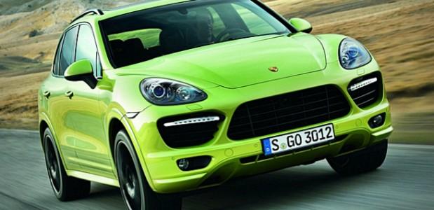 Nova Porsche Cayenne estará no Salão de Pequim e no Salão do automóvel de São Paulo 2012