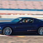 Novo Mustang Shelby 1000 com 1115 cavalos da Ford exposto no salão de nova york 2012