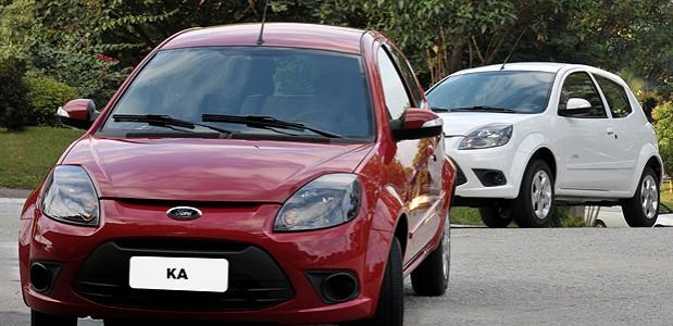 ford ka 2012 carro mais barato do Brasil 2
