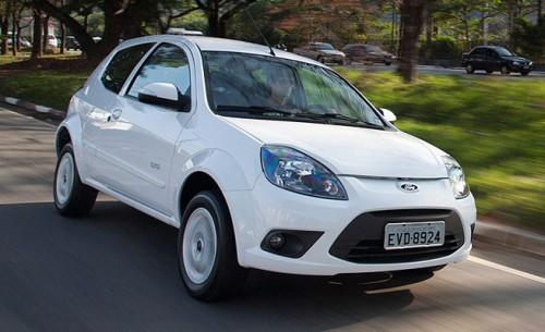 Ford ka 2012 carro mais barato do Brasil