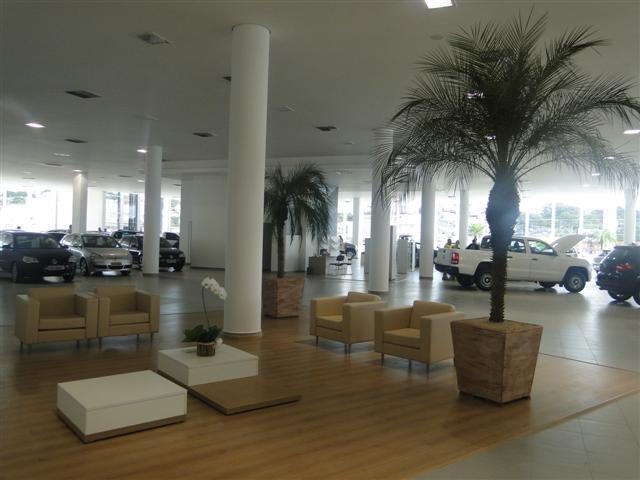 Nova Germânica Volkswagen em Campinas interior unidade Amoreiras
