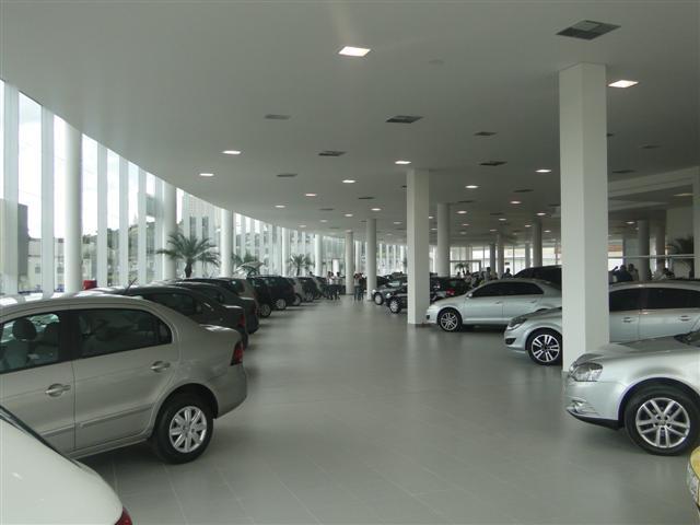 Nova Germânica Volkswagen em Campinas visao geral da unidade Amoreiras