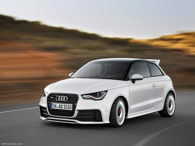 Audi-A1 quattro 2013 terá unidades vendidas no Brasil foto 2