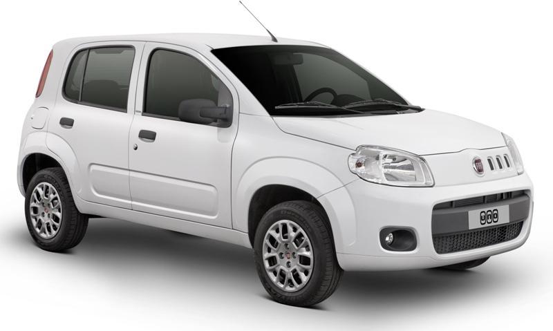 Novo Fiat Uno 2013 vivace que custara pouco mais de 24 mil