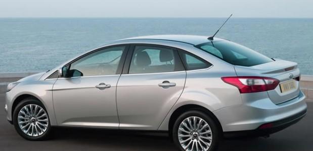 Novo Ford Focus Sedan 2013 que poderá ser visto no salão do automóvel de são paulo