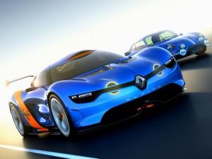 Novo Renault Alpine A110-50C super esportivo com motor V6 de 400cv