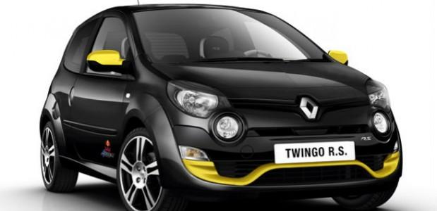 Twingo RS Redbull Racing RB7 modelo 2013 vendido na europa