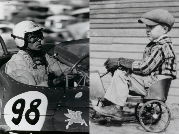 Carrol Shelby - um pouco da história das pistas e da paixão por corridas