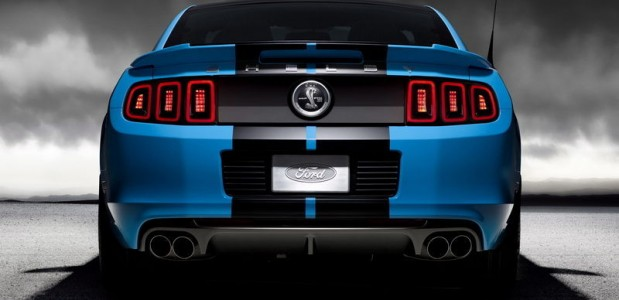 ford shelby GT500 v8 o carro com o motor mais potente do mundo foto 4