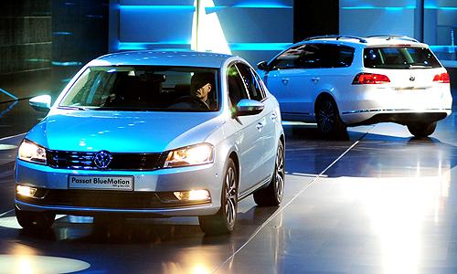 Passat da volkswagen 2011 entre os 10 carros que mais perderam valor no ano