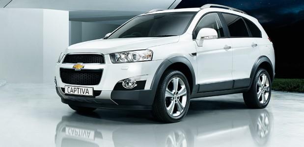 Chevrolet-Captiva-vendida em Portugal-2012 - novo modelo lançado em 2011