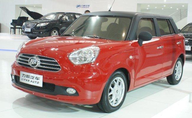 lifan320 modelo 2013 que poderá ser visto em breve