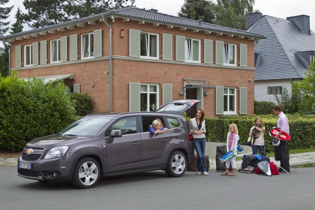 orlando Chevrolet vendida em portugal 2012 detalhes da familia