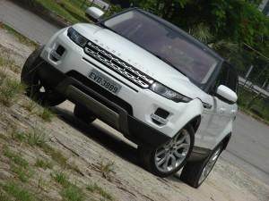 Evoque, carro evoque Land Rover, Land Rover 2012, Evoque Brasil 2012