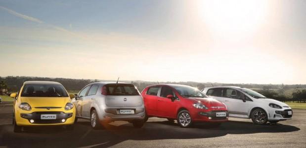 Carros Fiat, Lançamento do Punto 2013 Fiat, Punto 2013, Carro punto 2013-11