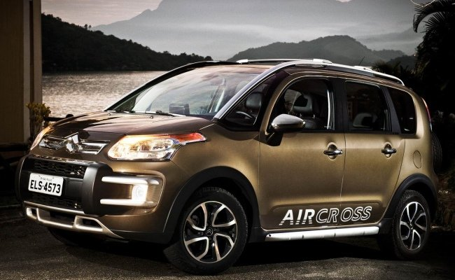 Aircross 2013, Carro Aircross 2013 Citroën, carro Aircross 2013