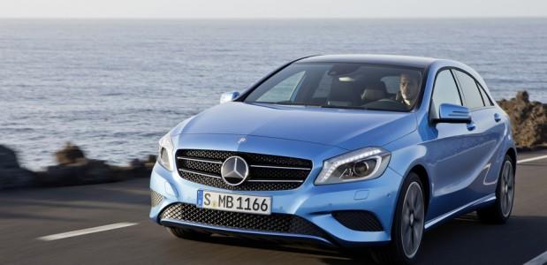 mercedes classe A deve chegar ao Brasil em 2013 e começa a ser produzido na Alemanha foto 4