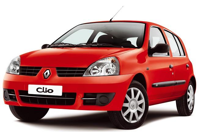 Renault Clio Versão 2