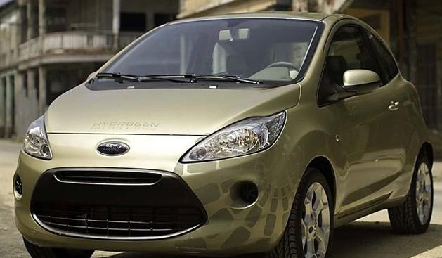 Ford lança duas novas versões do Ford Ka 2013
