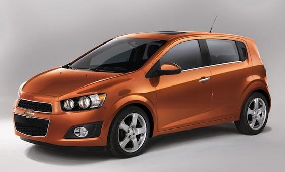 Carro-GM-Sonic-EUA