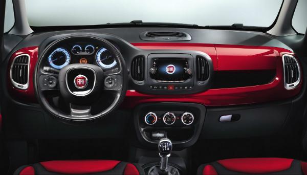 Fiat 500X 2013