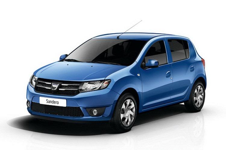 Renault 2013-Dacia-Sandero-detalhes lateral salao de paris 2012