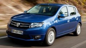 Renault 2013-Dacia-Sandero-detalhes salao de paris 2012