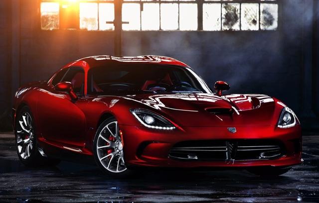 Viper SRT 2012 20 anos depois salão do automóvel são paulo visao frontal 2