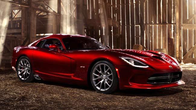 Viper SRT 2012 20 anos depois salão do automóvel são paulo visao frontal